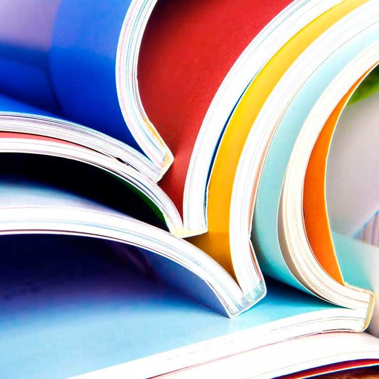 Impressão Editorial | Gráfica Kairós