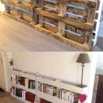 Wood Pallet Shelves And Also Diy Pallet Rack And Also