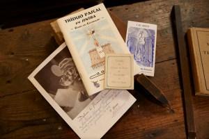 Religioso, pajelas, Tipografia Sintrense, portfolio