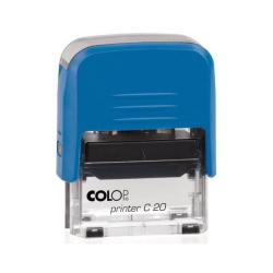 printer c20 nyári színek - szövegbélyegző