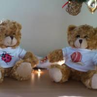 Fényképes ajándéktárgyak - fényképes plüss maci