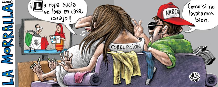 Escándalo - Alarcón