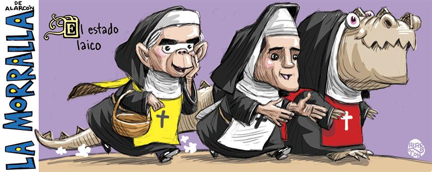 El Estado laico - Alarcón