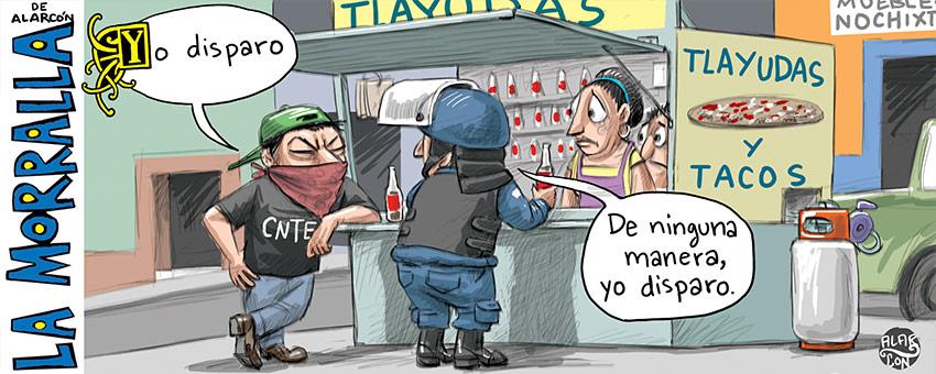 Oaxaca - Alarcón
