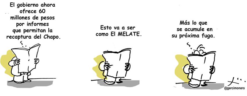 Melates - Garcí