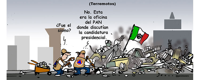 Terremotos - Garcí