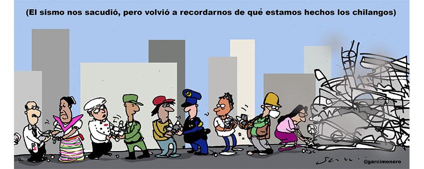 La solidaridad - Garcí