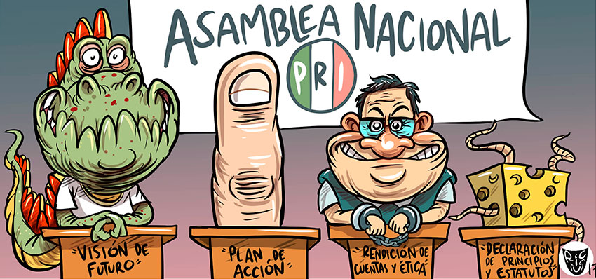 Asamblea Nacional - Rictus