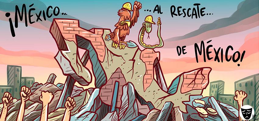 México al rescate - Rictus