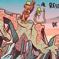 México al rescate...
