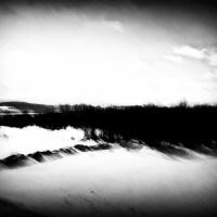 Mroczny zimowy las