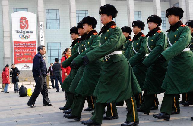 Igrzyska w Pekinie - przygotowania