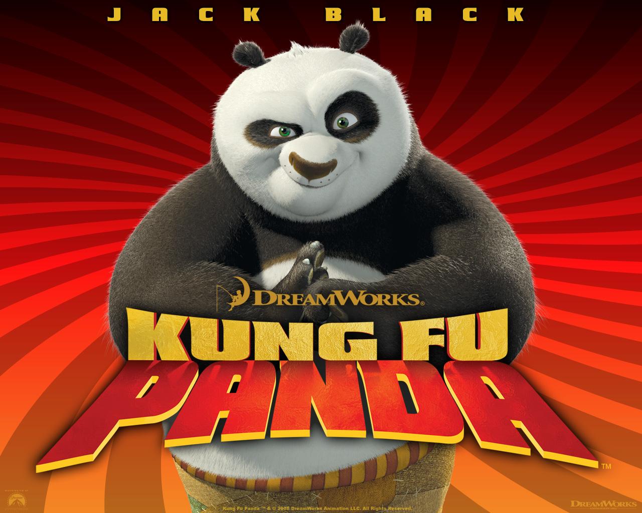 Kung Fu Panda Trailer Wallpaper Poster Download High