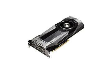 Gainward Nvidia GeForce GTX 1080 Founders Edition PCI-Express-Grafikkarte (8 GB, GDDR5X) grau - 5
