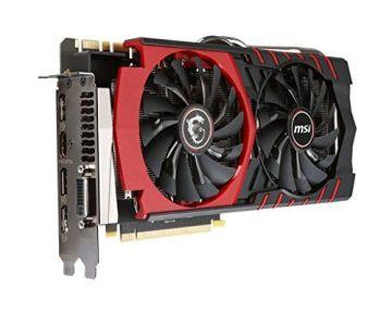 MSI V317-008R NVIDIA GeForce GTX980 Gaming Grafikkarte (PCI-e, 4GB GDDR5 HDMI, DVI, DisplayPort, 1 GPU) - 2