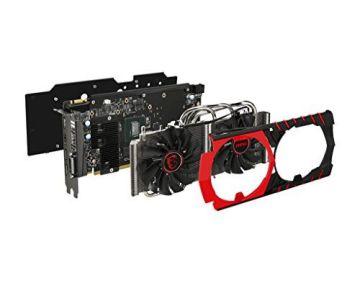 MSI V320-034R GF GTX 960 Graphics Card NVIDIA (PCI-e 4096, GDDR5, PCIe 3.0 x16 1 GPU) - 4