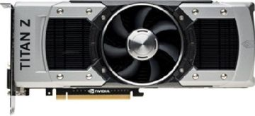 Palit NE5XTIZ010K7F GeForce GTX Titan Z Grafikkarte (PCI-e, 12GB GDDR5, Dual DVI, HDMI, DP, 3x GPU) - 5
