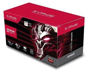 SAPPHIRE R9 FURY X 4GB HBM 4096bit PCI-E HDMI 3xDP - 9