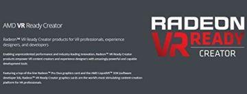 XFX R9-PROD-8VRW VGA Radeon Pro Duo Grafikkarte 8GB (HBM, HDMI, DVI, DisplayPort) - 6