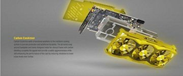 ZOTAC GeForce GTX 980TI AMP Extreme 6GB GDDR5 384b - 3