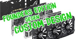 founders edition gegen custom design