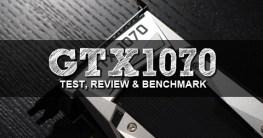 gtx 1070 test benchmark
