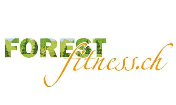 Logo Design - Forestfitness - Grafik Design - grafik ZUM GLÜCK.CH