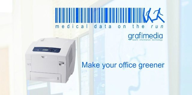 Make your office greener with Grafimedia.eu & Xerox