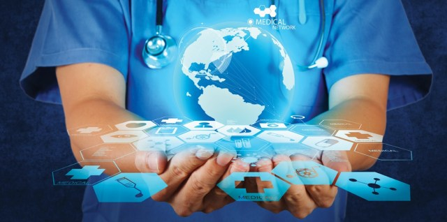 PACS is a healthcare technology communication system for storage, retrieval, management, distribution and presentation of medical images.