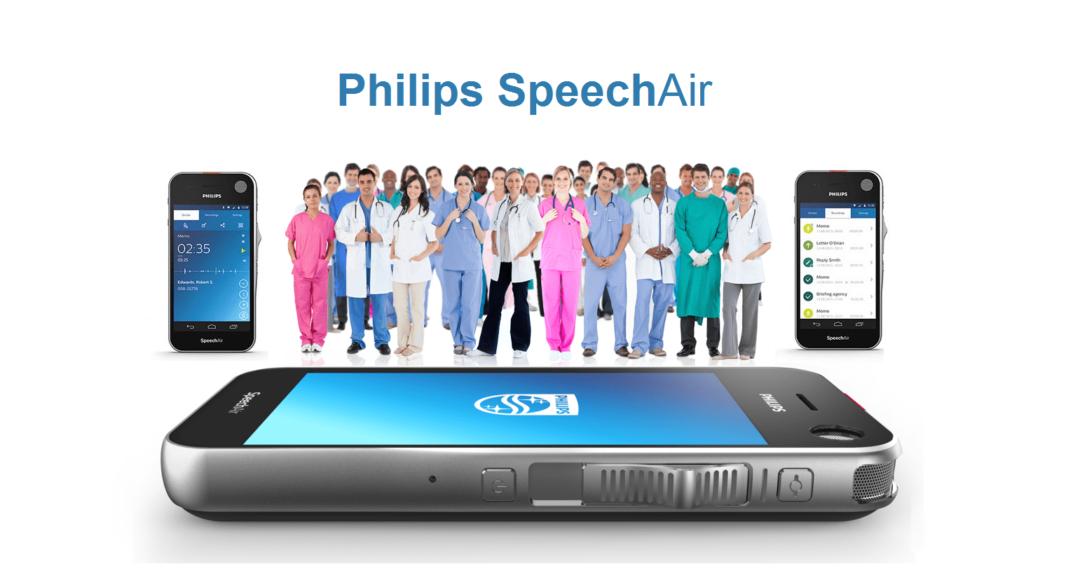 Philips Speech Air Grafimedia