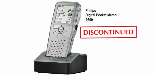 Philips DPM 9600 is Discontinued
