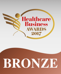 Healthcare BRONZE Award for HealthMail App