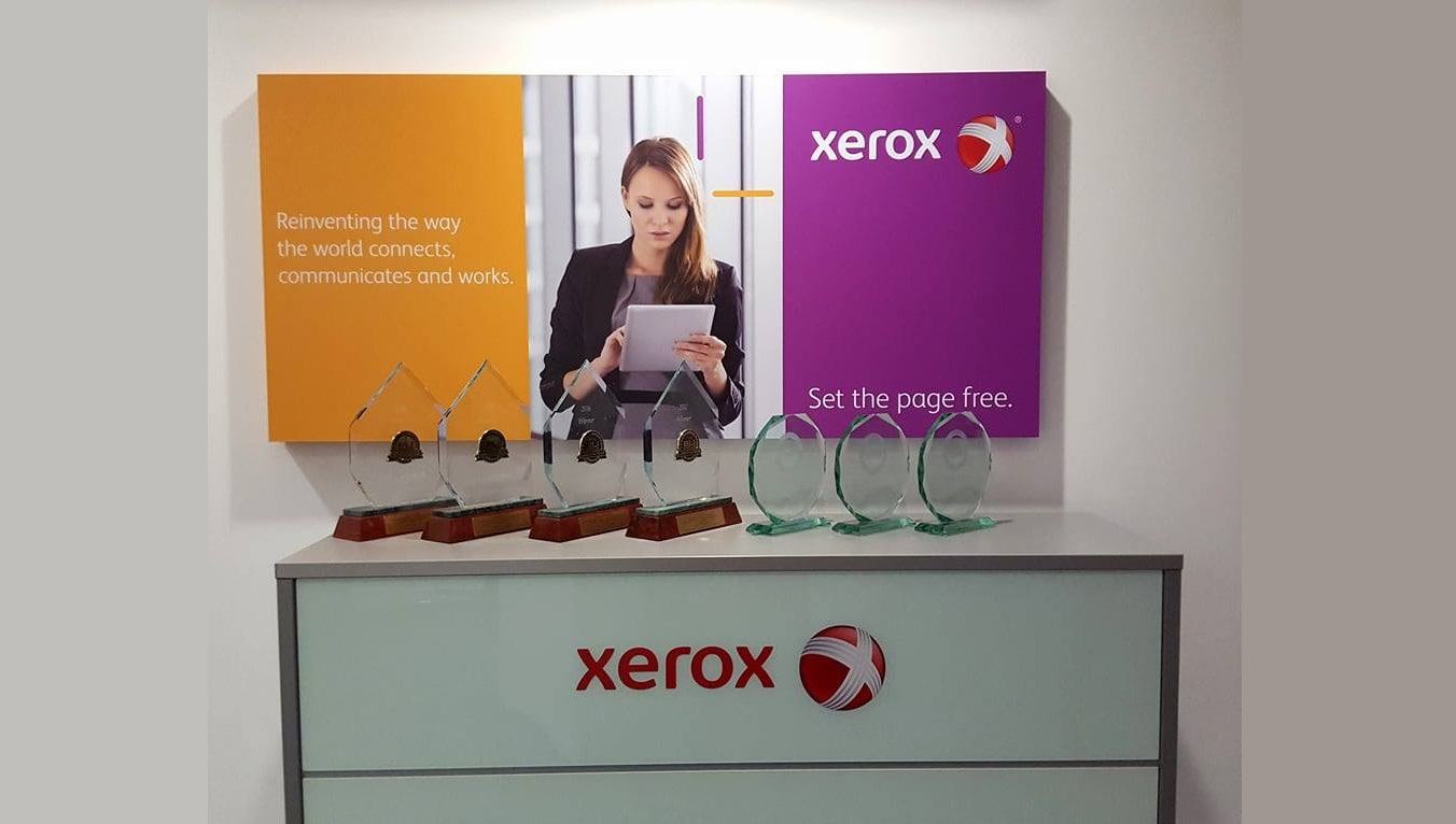 Xerox Digital Marketing Days 14-15 November 2017