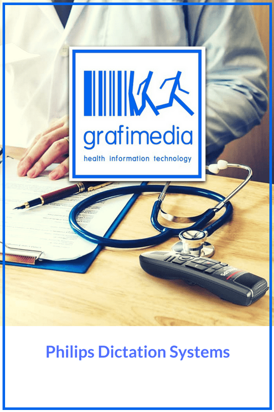Philips Dictation Systems by Grafimedia.eu