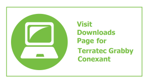 If you want to download Terratec Grabby Conexant, visit our Downloads page, find Terratec Grabby Conexant and download it.