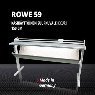 suurkuvaleikkuri-rowe-59-tuote