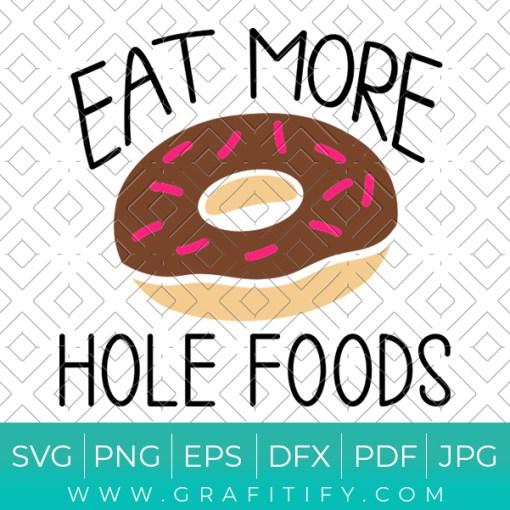 Funny Donut Svg