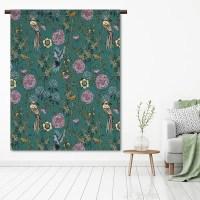 Wandkleed flora