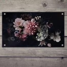 Tuinposter Roses