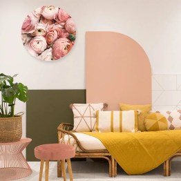 Muurcirkel rozen