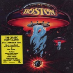 Boston debut album