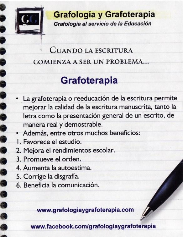 Grafoterapia