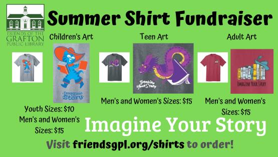Friends Shirt Fundraiser
