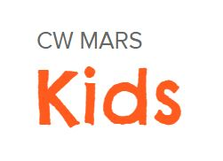 logo for overdrive kids ebook database for the C/W MARs network