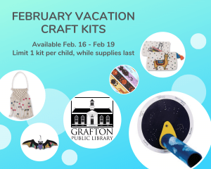 Download Grafton Public Library - February Vacation Craft Kits
