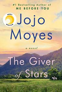 Cover: The Giver of Stars yellow sky & purple mountains in Applachia