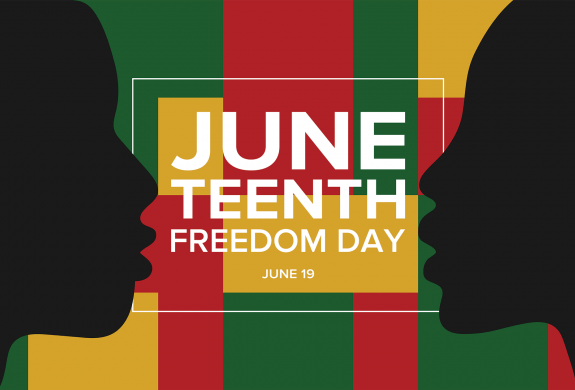 Library CLOSED Sat June 19 for Juneteenth