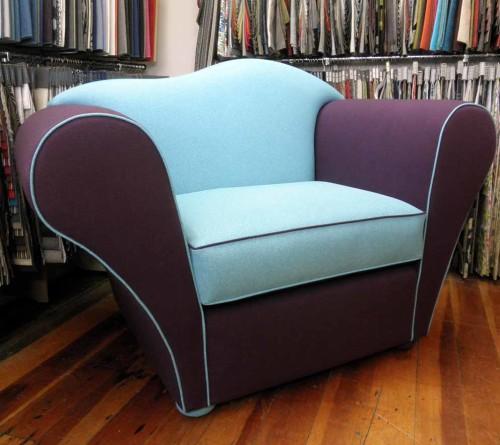 Oversized 'Wonderland' chair