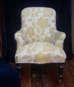Zest Lime chair