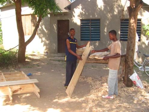 3 Making furniture